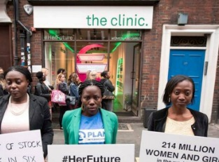 Countdown 2030 Europe at the Family Planning Summit London