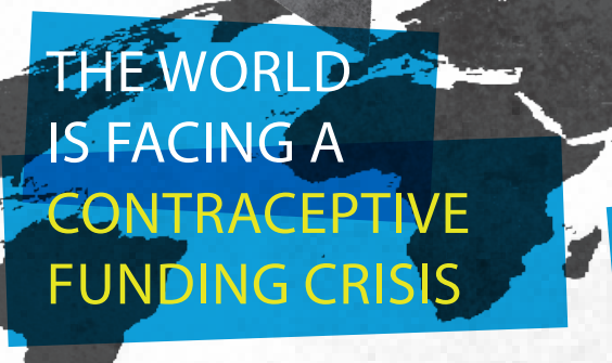 [Image: World Contraception Day: Contraceptive funding in crisis]