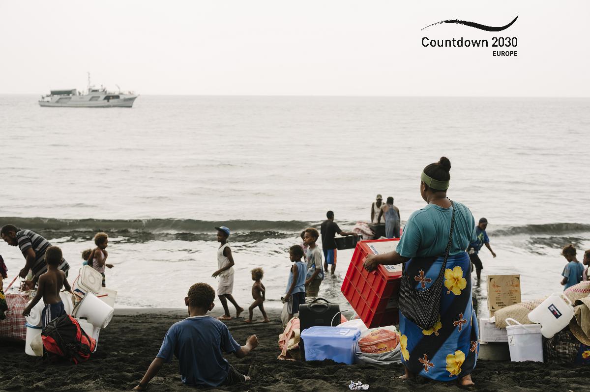 [Image: The emergency continues in Ambae, Vanuatu]