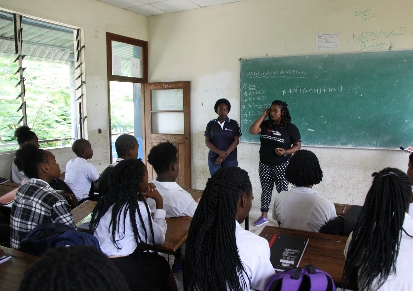 [Image: Young people in Mozambique want to lead free and safe love lives]